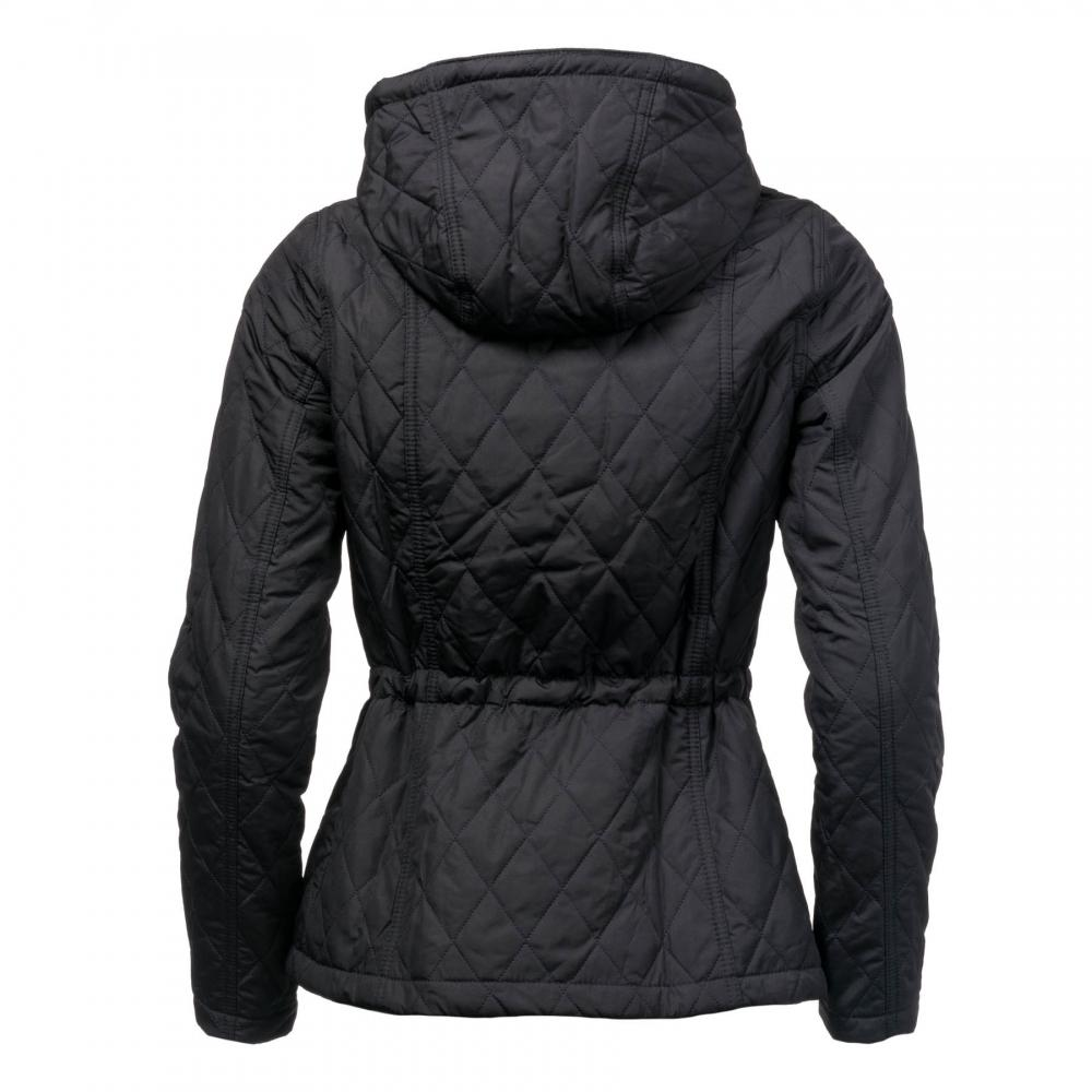 Barbour millfire quilted womens jacket p17348 600476 image