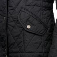 Barbour millfire quilted womens jacket p17348 600490 image