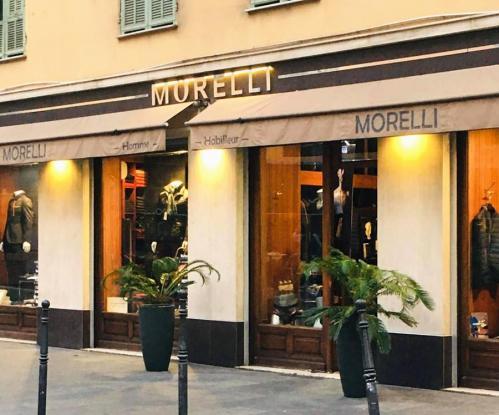 Boutique morelli