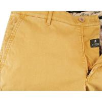 Pantalon mens 4811 madison jaune paille 2