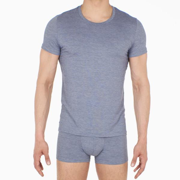 T shirt col rond gallant 2