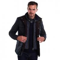 Veste barbour wax marine